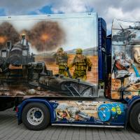 Peace not War - Scania 02