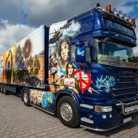 Peace not War - Scania 05