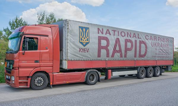 Rapid Kiev - Mercedes-Benz Actros MP2 LH