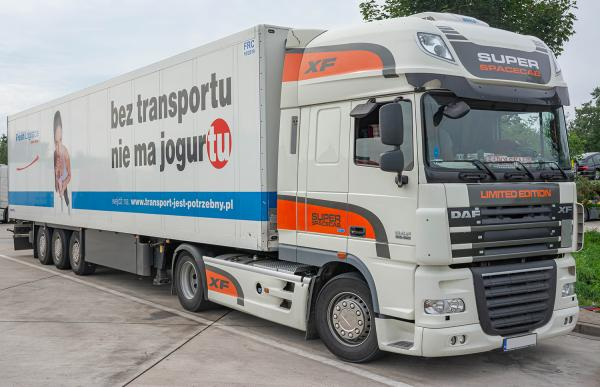 Fresh Logistics - DAF XF 105.460