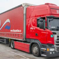 Internationale Transporte - Scania R410