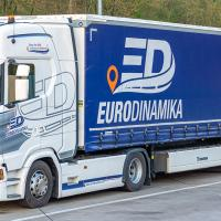 Eurodinamika Transport - Scania S450