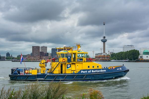 Port of Rotterdam - RPA 10