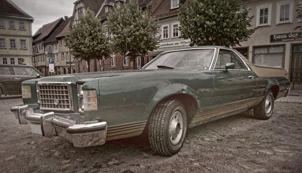 Ford Ranchero - Pick-up 1977-1979